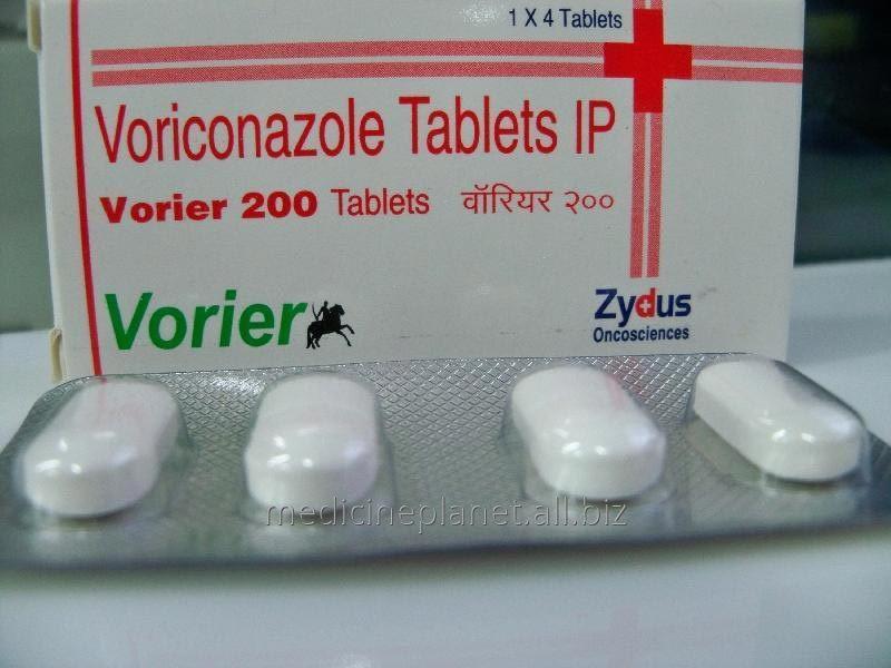 Buy Vorier 200 mg Tablet