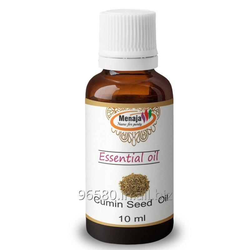 Buy 100 % Pure , Undiluted and Natural cumin seed oil 10 ml