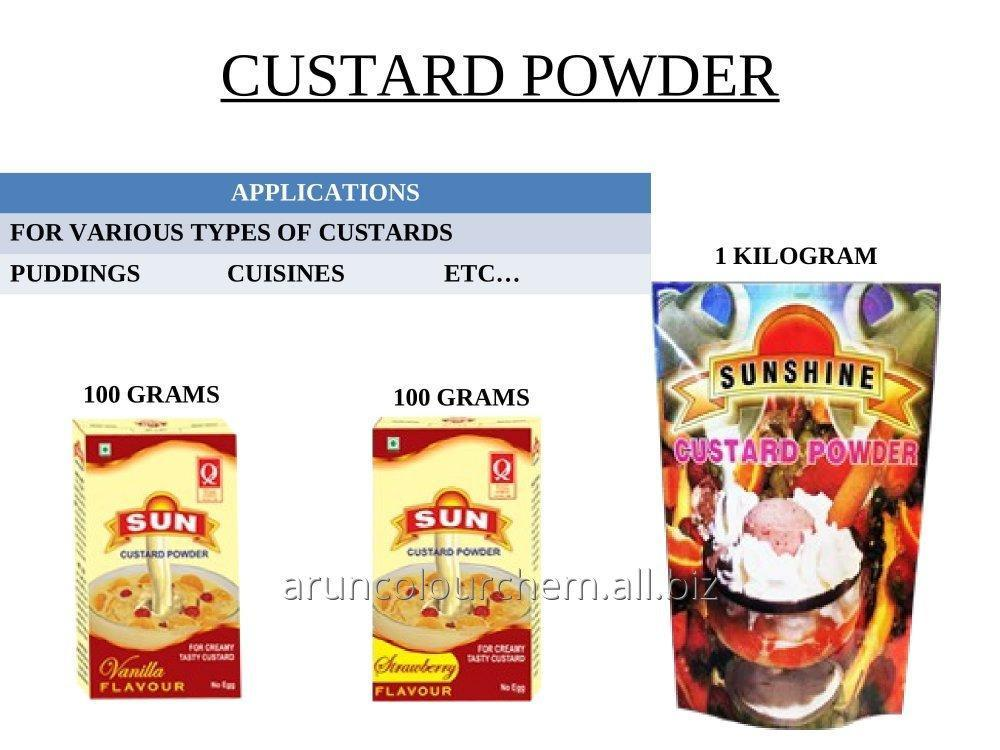 Buy Custard Powder