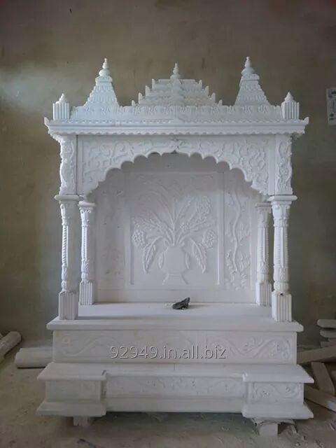 Buy Handcrafted Marble Temple