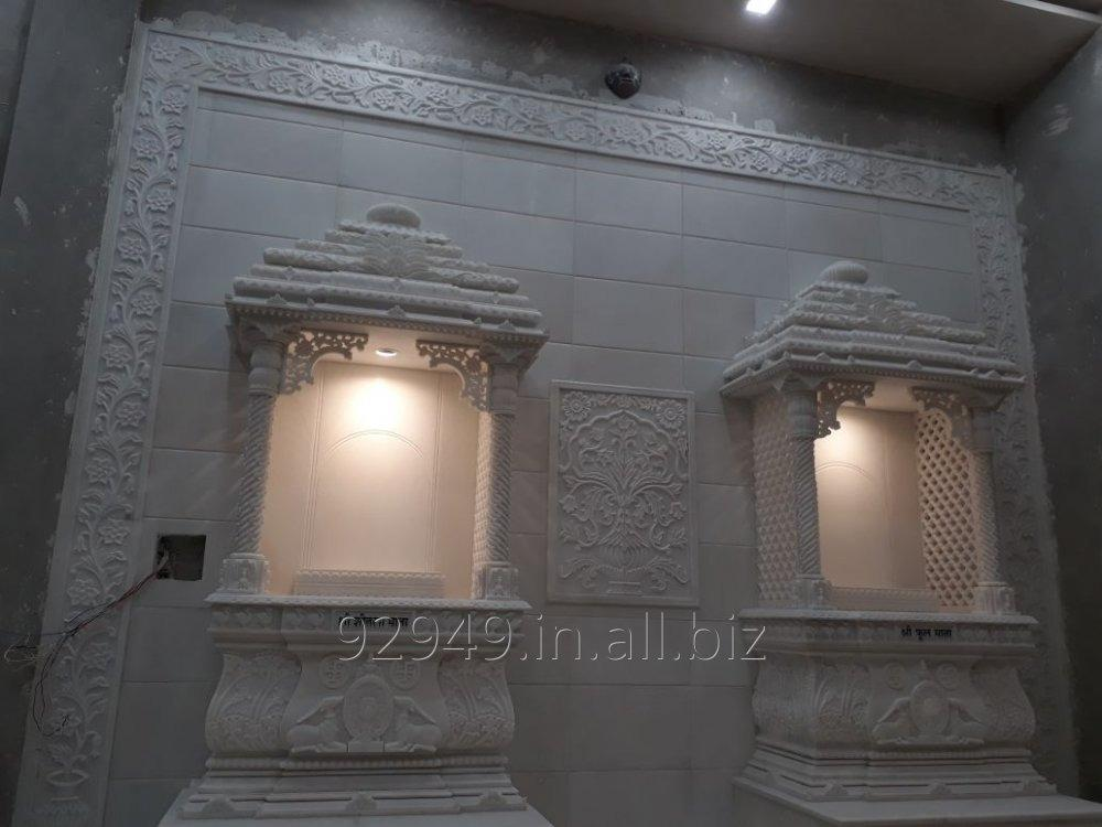 Buy Beautiful Marble Temples With Carving