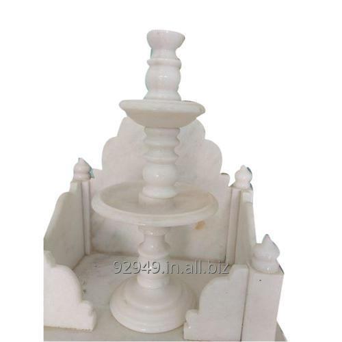 Buy White Marble Makrana Fountains