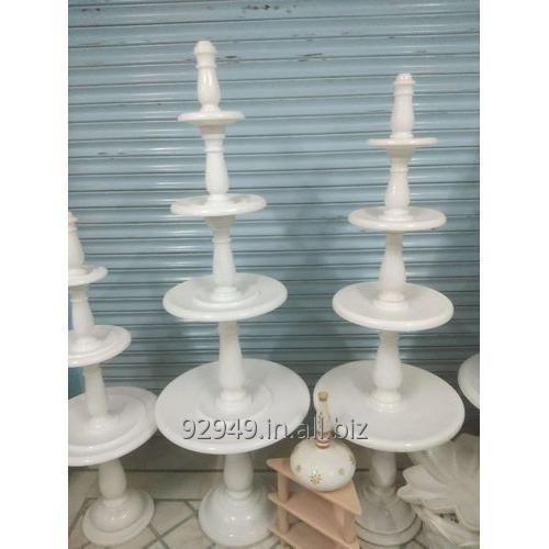 Buy Decorative Makrana White Marble Fountains