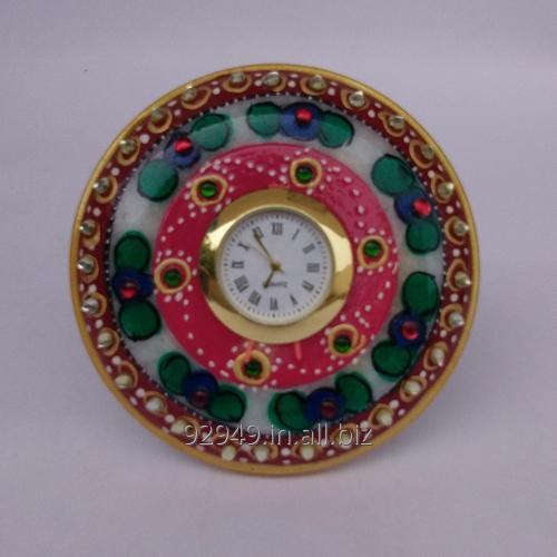 Buy Marble Table Clock