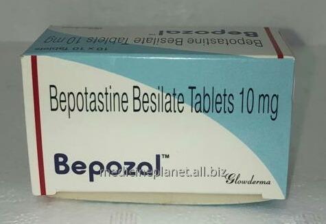 Buy Bepozal Tablet