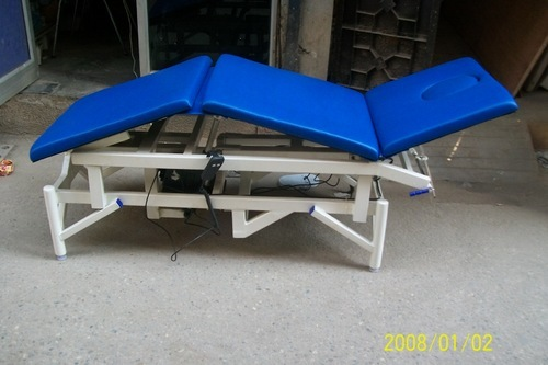 Buy Hi -low Treatment Table With Dual Motor Deluxe Model