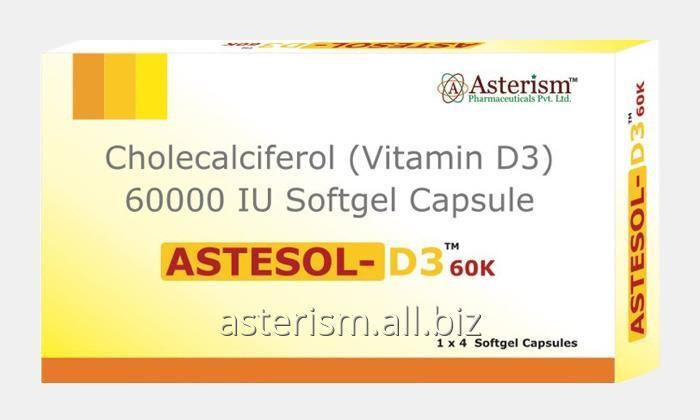 Buy Astesol-D3 Softgel Capsules