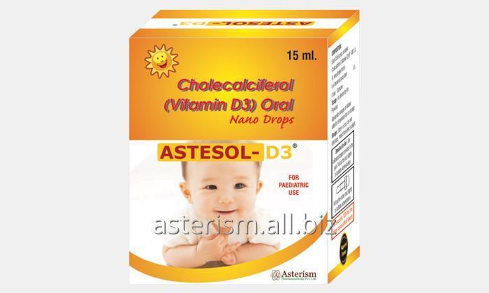 Buy Astesol-D3 Oral Drop