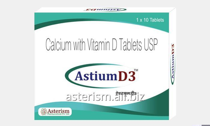 Buy Astium D3 Tablet