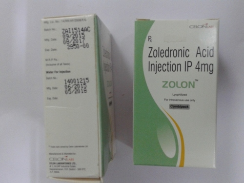 Zolon 4mg Injection