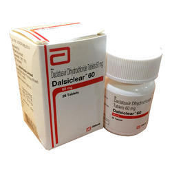 Buy Dalsiclear 60Mg Tablet