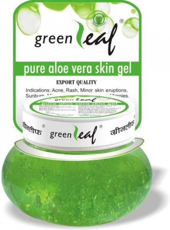 Buy Green Leaf aloe vera gel