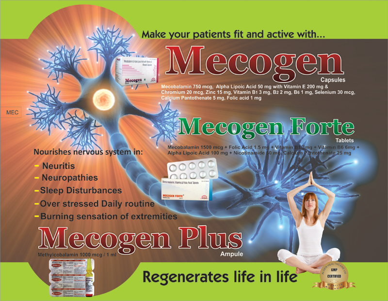 Buy MECOGEN FORTE TABLET