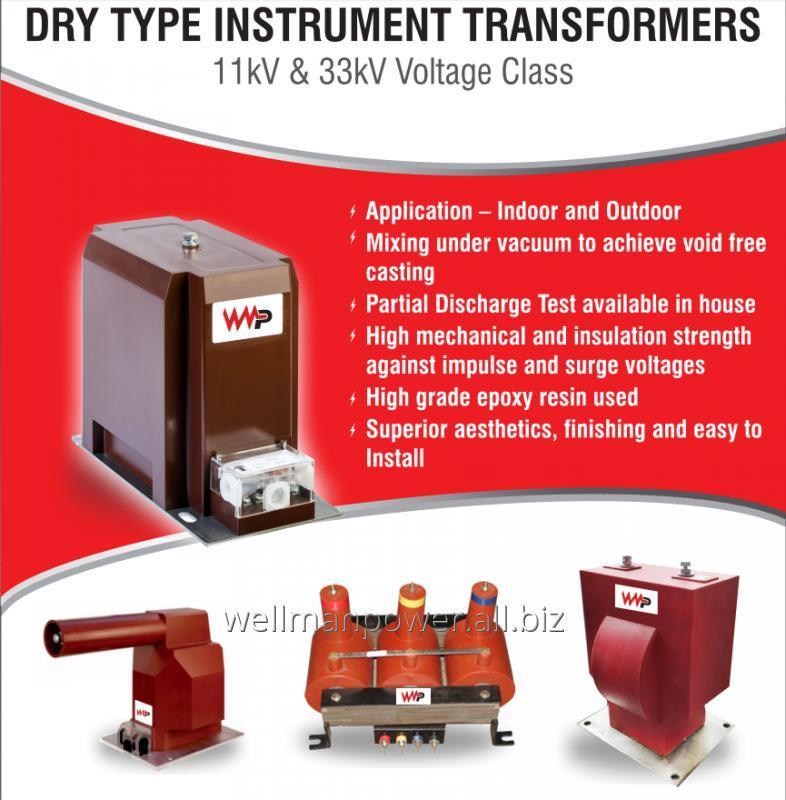 Buy Dry Type CT & PT