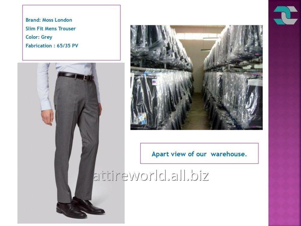 Купить Мужские брюки