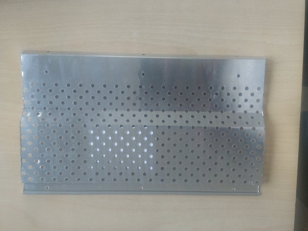 Buy Step Up Mill Finish Gutter Guard