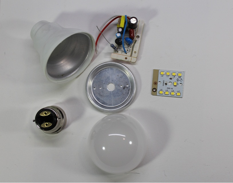 Buy LED Bulb Body and Driver