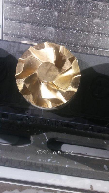 Turning Milling - 5 Axis machining