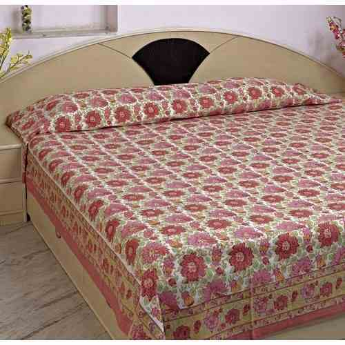 Beautiful Cotton Bed Sheets