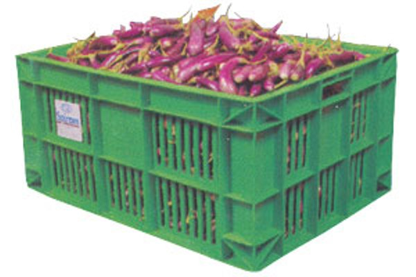 Awesome Vegetable Crates; More