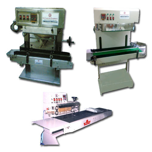 Buy Continuous Band Sealing Machine