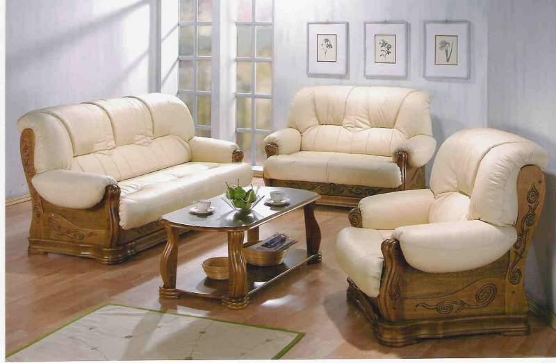 Pleasant Three Seater Wooden Sofa Buy In Jodhpur Download Free Architecture Designs Itiscsunscenecom