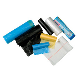 Buy Draw String Garbage Bags on Roll