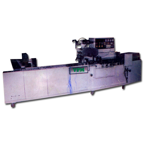 Buy One-Edge Machine With Cream Biscuit Feeder