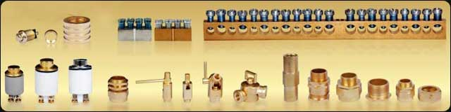 Buy Brass Electrical Components