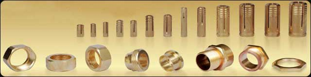 Buy Brass Hardware Components