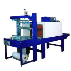Semi Automatic Web Sealer with Shrink Tunel Machine