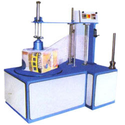 Semi Automatic Stretch Wrapping Machines