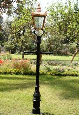 Outdoor garden pole lights buy in aligarh outdoor garden pole lights aloadofball Image collections
