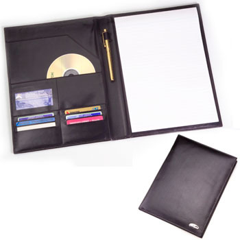 Leather Executive Folders