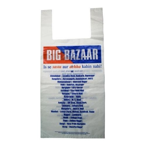 Buy Plastic T-Shirt Bags