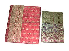 Buy Silk Sari Photo Album