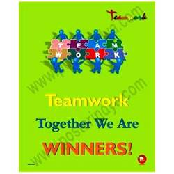 Teamwork Posters — Buy Teamwork Posters, Price , Photo Teamwork ...