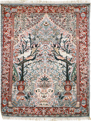 Buy Hand Knotted Rug