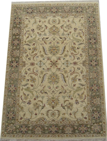 Buy Hand Knotted Silk Carpets
