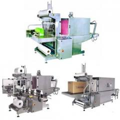 Auto Sleeve Type Wrapping Machine
