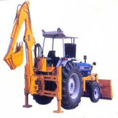 Dozer Backheo (S-2215)