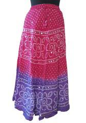 Bandhej Skirt / Bandhini skirt