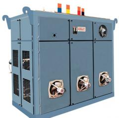 H.T. Transformer with Built-in Automatic Voltage