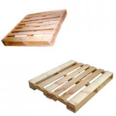 Wooden Palletes