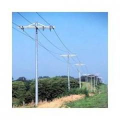 Power Distribution Poles