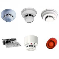 Fire Alarms And Smoke Detectors