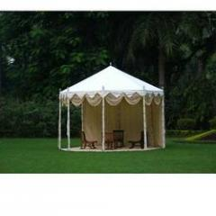 The Royal Challenge Tents