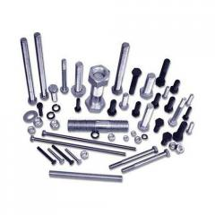 MS SS Nut Bolts & Anchor Fastener
