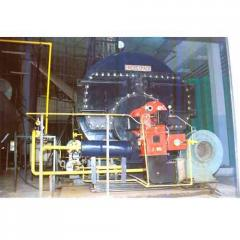 Secondary Piping (CNG Burner, N2, O2, CO2, F22 )