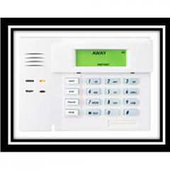 Home Security Panel (Wired)